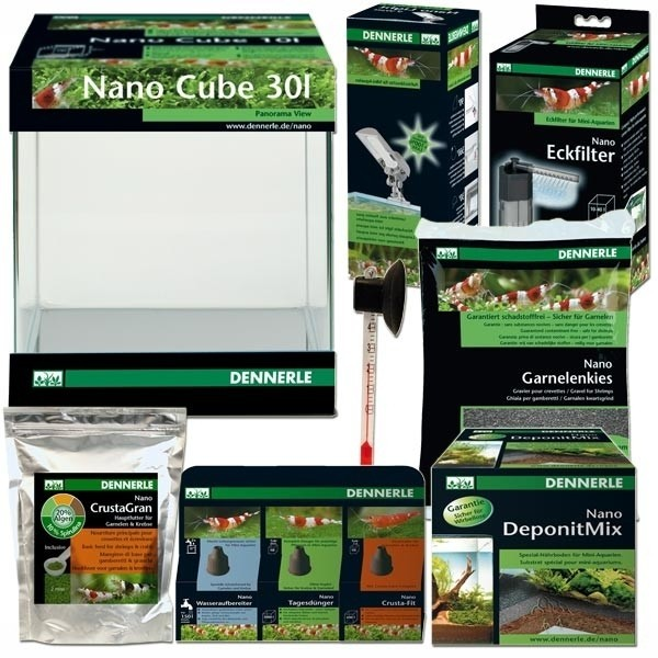 Dennerle NanoCube Complete PLUS (30 л)