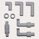 Dennerle Scaper's Flow Pipe installation set