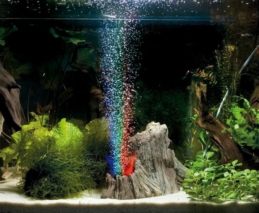 Как сделать в аквариуме воду жесткой