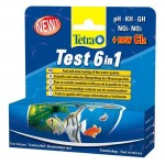 Tetra Test 6 in 1, 25 шт
