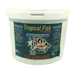 Barbus Tropical Fish Pellets 10 л